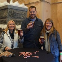 Here's What's Going On at the Great Lakes Brewing Company Christmas Ale First Pour