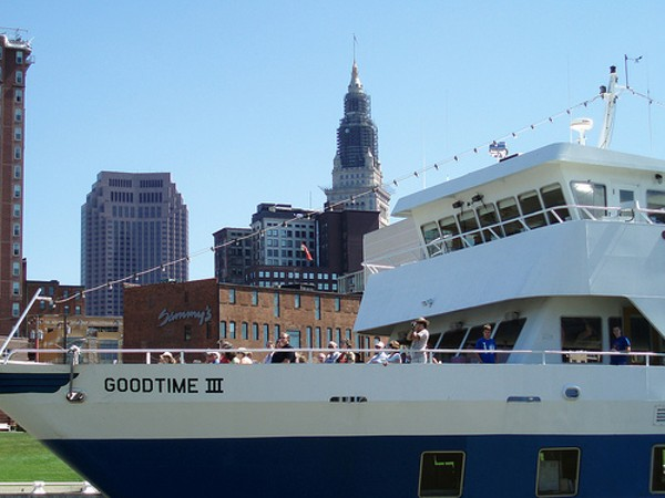 Take a Ride on the Goodtime III