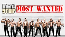 Hot Stuff: 98 Degrees Singer Brings Strip Show to Barley House