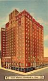 Hotel Allerton, circa 1950