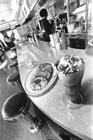Hungry fans of Dottie's dismiss the hit-and-often-miss - service, focusing instead on the upbeat ambiance and - tasty food. - WALTER  NOVAK