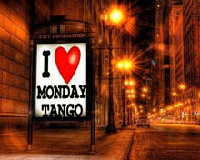 I Love Monday Tango at Kan Zaman!