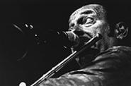 Ian Anderson, the world's foremost heavy metal flautist. - WALTER  NOVAK