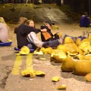 ICYMI: Watch the Chagrin Falls Pumpkin Roll 2014