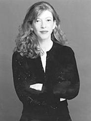 If you squint, she looks a little like Meryl Streep: - Susan Orlean, at CWRU Wednesday.