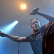Imagine Dragons turn up the intensity at Jacobs Pavilion