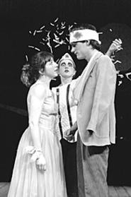 In Tri-C's Fantasticks, the anguish is a little - underdone.