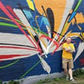 Friday, November 1: See the Work of Renowned Local Graffiti Artist Bob Peck