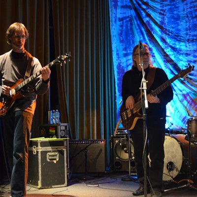 Into the Blue Performing at Beachland Ballroom