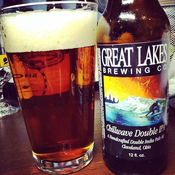 Great Lakes Brewing Co.: Chillwave Double IPA