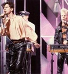 It won't stop gay sex, but it could stop Depeche Mode.