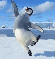 It's a film about penguins that dance and sing. 'Nuff said.