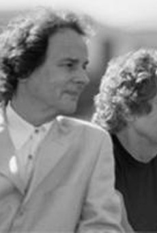 It's the time of the season for Colin Blunstone and Rod Argent.