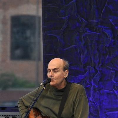 James Taylor at Jacobs Pavilion