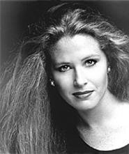 Jane Gilbert, one of the featured soloists appearing at - the Cleveland Orchestra's performance of - Messiah.