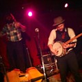 Larry and His Flask Ravages the Grog Shop with Punk-Ass Bluegrass