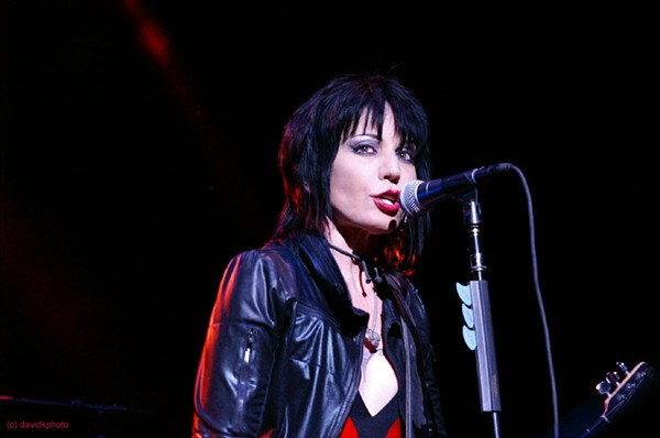 Joan Jett & the Blackhearts Performing at the Great American Rib Cook-Off & Music Festival