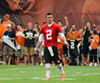 Johnny Football arrives on the shores of Lake Erie in this preseason matchup between the Cleveland Browns and the St. Louis Rams. If you're not watching the Cleveland Gladiators in the ArenaBowl (or if it's sold out, dare we assume) feel free to sidle over to FirstEnergy Stadium to check out every last bench warmer on new head coach Mike Pettine's blue collar roster. We cannot overstress how awful traffic is going to be downtown tonight, so consider alternate transit options. And be advised, of course, that preseason NFL football is always pretty lame. Still, you'll get to see the starting QB battle in all its hysteria. HOYER! HOYER! HOYER! HOYER! Kickoff's at 8 p.m. (Allard)