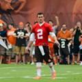 Saturday, August 22: Quarterback Controversy