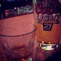 10 Downtown Cleveland Bars, Great for Pre-Gaming Johnny's Little Bar is located at 614 Frankfort Ave. Call (216)861-2166 for more information. Photo Courtesy of Brittney Mehalik, Instagram