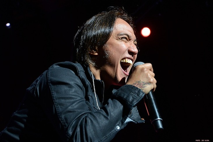 Journey and the Steve Miller Band Performing at Blossom