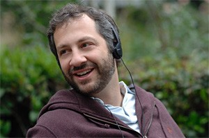Judd Apatow reveled this year in his supergood fortune.
