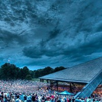Sensational Summer: 48 of Cleveland's Best Summer Photos Just another night at Blossom Music Center Photo Courtesy of Instagram