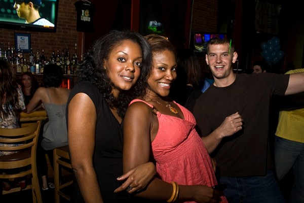 Justacocktail.com Launch Party at Liquid