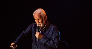 Kenny Rogers Performing at Hard Rock Live