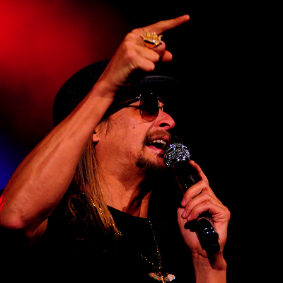 Kid Rock at Blossom