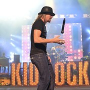 Kid Rock Returns to Blossom in July
