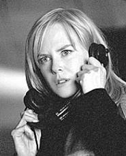 Kidman is a nice diversion for viewers wondering why the story makes no sense.