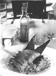 King Salmon, one of Lure's sportier options. - WALTER  NOVAK