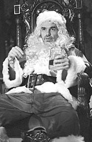 Kris Krumpled: Billy Bob makes a morbidly refreshing - Santa.