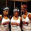 Ladies of the Crush Lingerie Football League