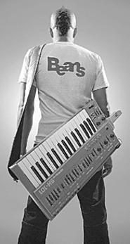 Laptop legume: Beans blends IDM with avant-garde - hip-hop.