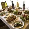 #lebanese food #cleveland! #nofilterneeded #smashsesh #proudlylebanese #aladdinseatery! !