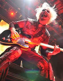 PHOTO BY MISS SHEILA - Legendary Guitarist John 5