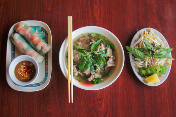 Best Asian: Superior Pho