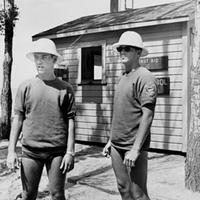 15 Vintage Cleveland Beach Photos Lifeguards, 1964.