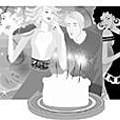 Liquid Café's 10th Birthday