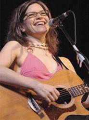 Lisa Loeb, June 8 at the Kent Stage. - WANDA  SANTOS-BRAY