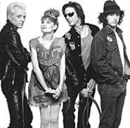 Long in the tooth: Billy Zoom, Exene Cervenka, John - Doe, and D.J. Bonebrake are still X.