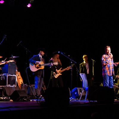 Loretta Lynn and the Coal Miners Performing at Hard Rock Live