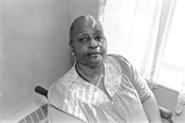 Louise Harris, great-grandmother, hell-raiser. - WALTER  NOVAK