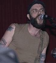 Lucero's Ben Nichols, performing at the Grog Shop April 13. - WALTER  NOVAK