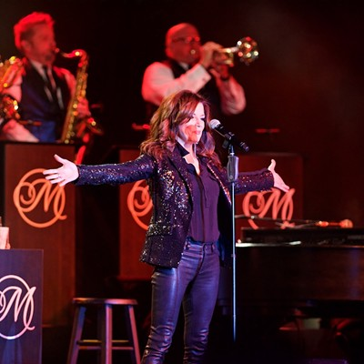 Martina McBride Performing at Hard Rock Live
