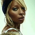 Mary J. Blige after-party