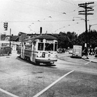 20 Photos of Old Cleveland Streetcars Mayfield and Coventry Roads, circa 1940 Cleveland Memory Project