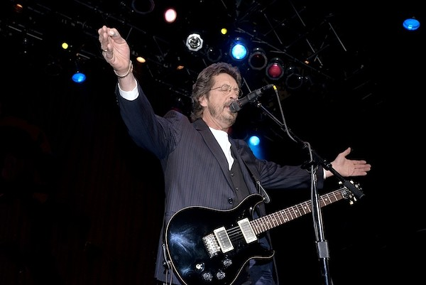 Michael Stanley and the Resonators performing at House of Blues